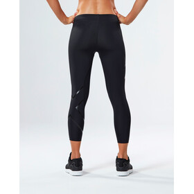 2XU TR2 Compression 7/8 Mallas Mujer, black/nero